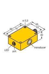 Sensor Ru30-Q30-Ap8X-H1141